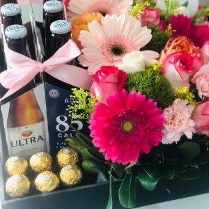 Ultra Flowers para mujer