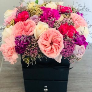 Cajonera Flowers