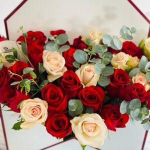 Carta con Rosas