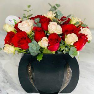 Bolsa Florar Rosas y Mini Rosas