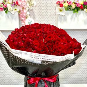 Ramo de 300 Rosas